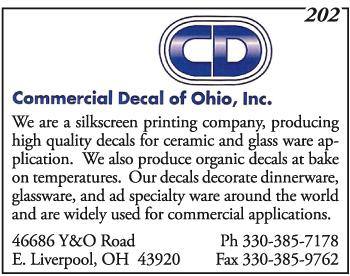 Commercial Decal of Ohio, Inc. logo